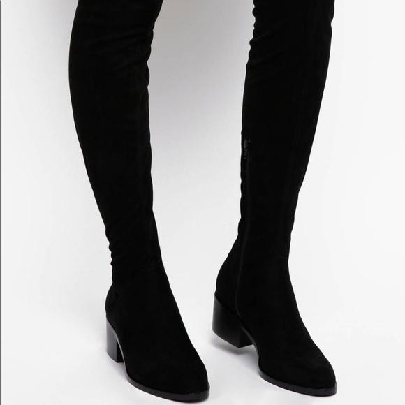 85fa7add5b8 Steve Madden Gabbie thigh high boot